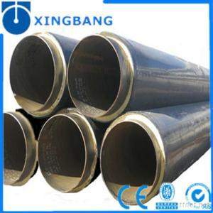 Steel Pipe Insulation