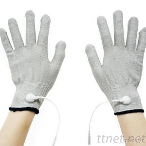 Conductive Stimulation Massage Gloves For Arthritis Therapy
