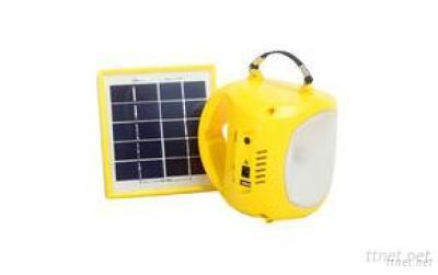 LED Solar Garden Lantern, Outdoor Lights With Li-ion Battery