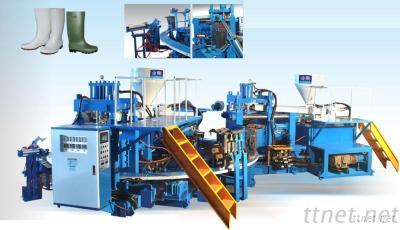 Rain Boot Injection Moulding Machine