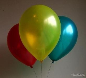 10Inch 1.8G Pearlized Color Latex Balloon
