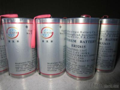 Down Hole Lithium Battery D Size ER32615