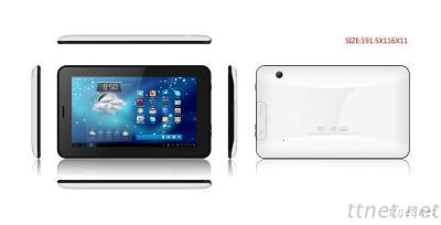 7inch Tablet PC with built-in 3G