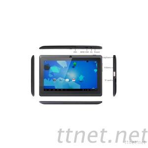 7 Inch Good Tablet PC-Less Than USD40