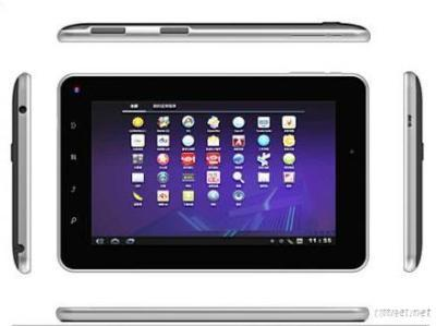 7 Inch Qual Core Tablet Pc