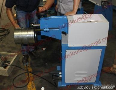 Electric Reel Machine For HVAC Duct Spare Parts