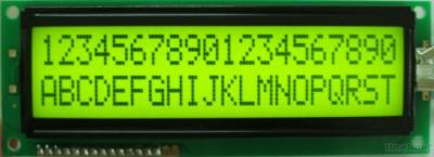 CHARACTER LCD MODULES JZC2002M