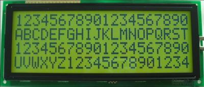 CHARACTER LCD MODULES JZC2004H