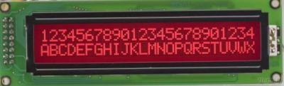 CHARACTER LCD MODULES JZC2402A