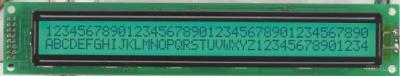 CHARACTER LCD MODULES JZC4002A