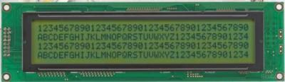 CHARACTER LCD MODULES JZC4004A