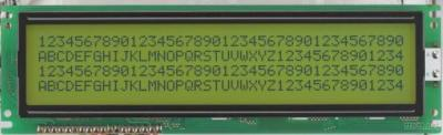 CHARACTER LCD MODULES JZC4004C