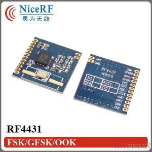 Si4431 FSK Wireless RF Transmitter And Receiver Module