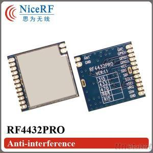 RF4432PRO Wireless Transceiver Module Si4432 Highly