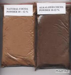 Alkalize Cocoa Powder