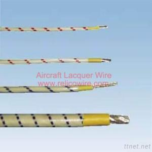 Aircraft Lacquer Electrical Wire & Cable