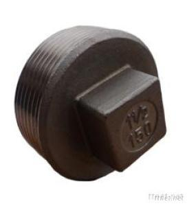 Stainless Steel Squre Plug