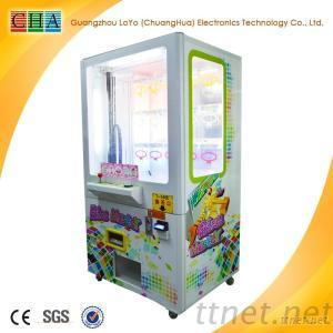 Coin Operated Game Machine Prize Master For Sale