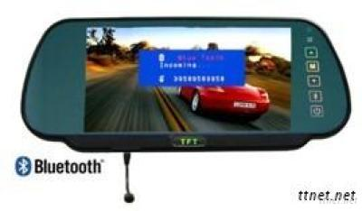 Mirror Monitor With Bluetooth