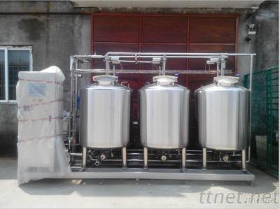 Automatic CIP Cleaning Systems