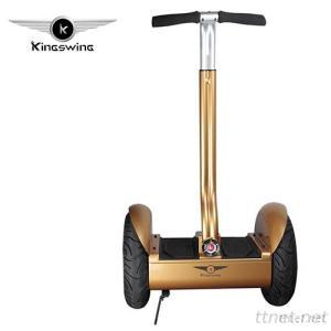 Kingswing 1000W 2 Wheel Electric Chariot Scooter Self Balancing Scoote