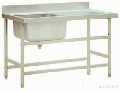 All Stainless Steel Kitchen Table Sink-KBTBD11060