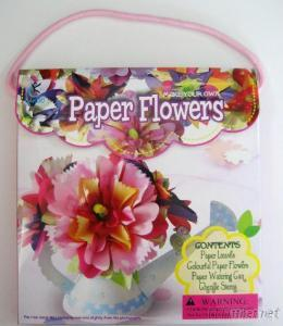 Make Your Own Paper Flower