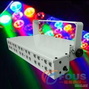 LED Wall Washer Wireless DMX & Battery Powered