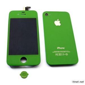 LCD/Back Covers Assembly With Electroplating