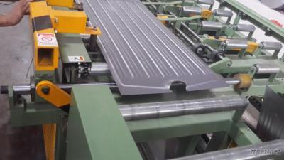 Automatic Power Transformer Panel Radiator Production Line