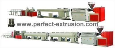 PVC Pipe Machine With Price, PVC Water Pipe Extrusion Line, PVC Pipe Production Line