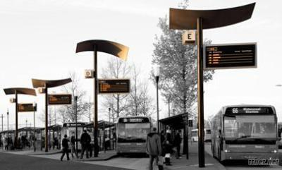 Bus Station Signs