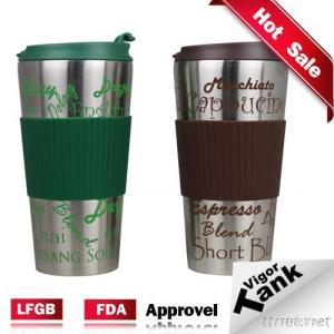 Promotiona to Go Travel Mug