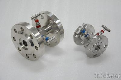 Double Flange Valve Group