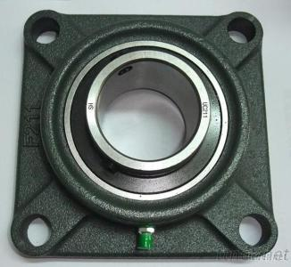 UCF210 Ntn Green Pillow Block Bearing 4 Bolts Flange Bearing