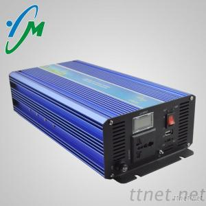 1500W Pure Sine Wave Power Inverter with Digital Display