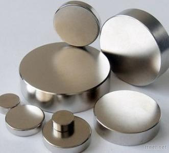 N38 NdFeB Buttom Permanent Magnets