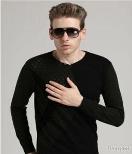 2013 High Quality Breathable Men'S Mesh Sweater 12030