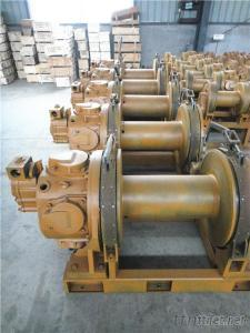 Standard Anti-Explosion Cable Winch