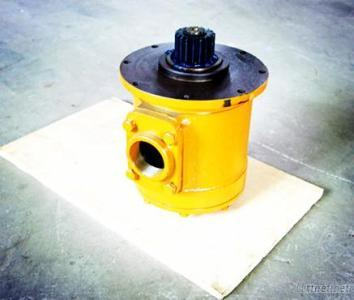 Vane Type Roation Air Motor With Fireproof
