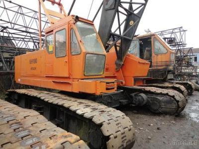 Used 50Ton Crawler Crane Hitachi
