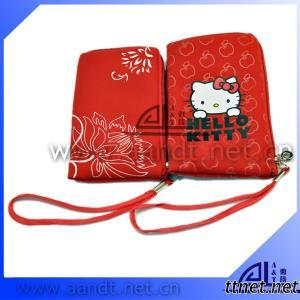 2012 Wholesale Frosted PU Mobile Bag for Samsung I9300 Galaxy S3