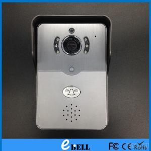 ATZ Infrared Detection Entry Doorbell, High Sensitive Indoor Viewer Support Image Recordable In SD Card