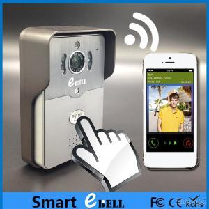 ATZ Smart Home IP intercom wifi villa waterproof doorbell camera