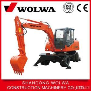 High Quality DLS890-9A 0.4 Bucket Wheel Hydraulic Excavator With Advantaged Technology