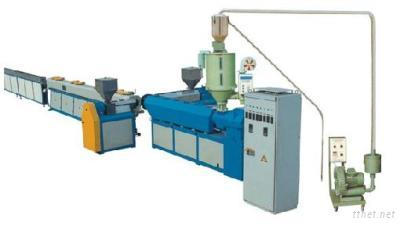 HDPE Plastic Silicon Core Pipe Making Machinery