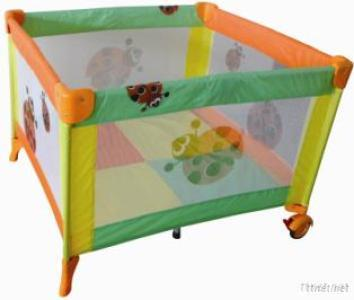 Baby Cot, Baby Playpen, Folding Baby Bed