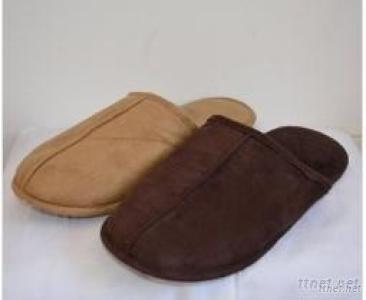 Men'S Open Back Slippers
