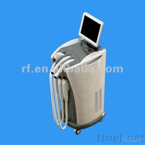 808Nm Diode Laser Professional For Hair Removal With E-Light(Ipl+Rf)