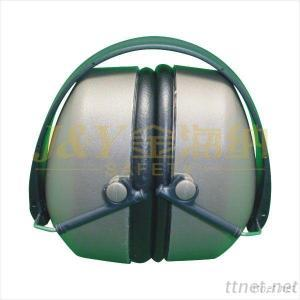 colorful safety Folding ABS Earmuff workplace safety earmuff hearing protection ear muffs